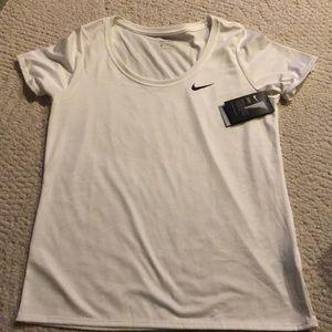Nike ladies shirt size L
